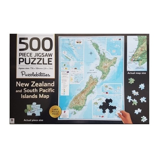Pathway Puzzles - Home